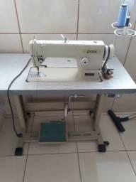 Maquina de costura baixa reta industrial R$1500