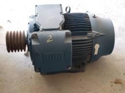 Motor WEG 50 CV 6 Polos B3 Alta Tensão e baixa Rotação