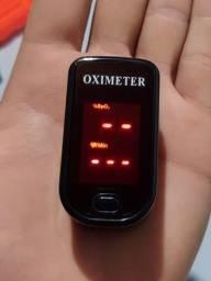 Oxímetro Novo - medição do oxigênio no sangue e batimentos cardíacos