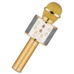 Microfone bluettoth ketchup kt-ws858