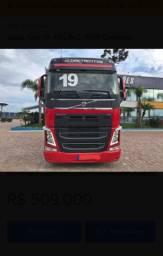 Volvo New Fh 460, 6x2