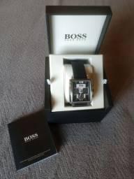 Relógio masculino Hugo Boss na caixa