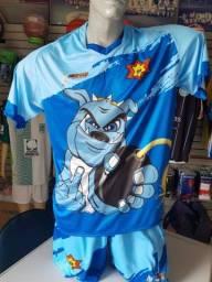 Fardamentos uniformes esportivos futebol colete footvoley mochilas