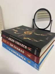 Trilogia Jogos Vorazes + Livro especial