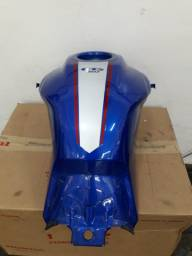 Tanque Titan 160 azul mínimos detalhes R$ 700,00