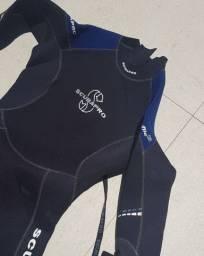 Roupa de mergulho feminina Scubapro