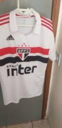 Camisa SPFC 2018 adidas original