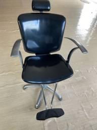 Cadeiras de Barbeiro inclináveis