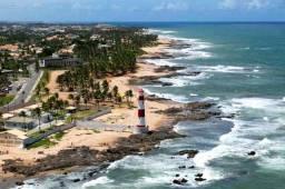 Título do anúncio: Alugo Farol Itapuã, Fantástico Apart. 2/4 Totalmente mobiliado próximo ao mar Salvador/Ba