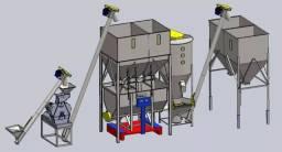 Fábrica de Ração Compacta 03