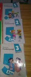 Livros do quinto ano Adventista