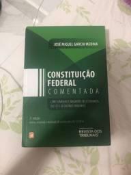 Livro - constituição federal comentada