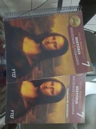 Livro História Sociedade e Cidadania
