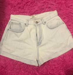 Shorts Jeans Forever 21