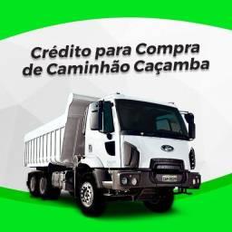 Título do anúncio: Caminhão através do Parcelamento pelo Crédito Veicular!!