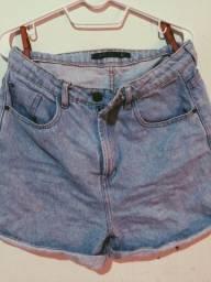 Short mom jeans