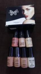 Kit importado airbrush makeup