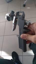 Pistola de tinta a ar comprimido