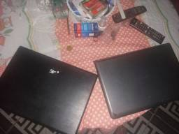 Vendo notebook para retirada de peças