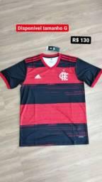 Camisa Flamengo R$ 100