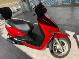 Honda LEAD 110 Ano 2010 com 1.606 km