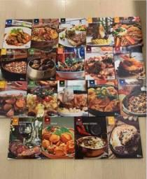 Coleção  Folha Cozinhas Da Itália 20 Volumes
