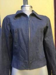 Jaqueta jeans com elastano! 20 reais