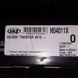 Kit Tração RETENTOR Vaz Titanium CBF Twister 2016 em diante