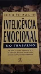 Livro - Inteligência emocional No Trabalho