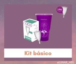 Kit básico coletor Inciclo