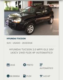 Tucson 2.0 Flex