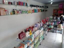 Vendo Estrutura de Loja de Perfumaria em geral e Cosméticos