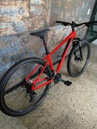 """Bike Cannondale trail 7 17""""(Media) Transbike Thule"""