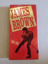 4 Cd Box Set - James Brown Star Time Importado, Raro!!!