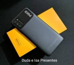 Celular Xiaomi Poco Pocofone M3 128gb novo lacrado