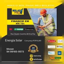 Quer ter uma redução de até 95% na sua conta de energia, na Solar Pro isso é possível.
