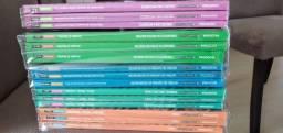 Livros didáticos 1, 2 e 3 ano ensino médio