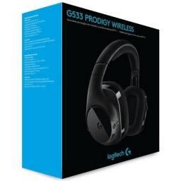 Headset Logitech G533