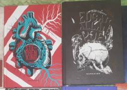 2 Livros Darkside