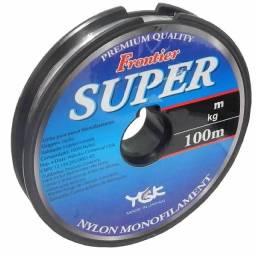 Linha Frontier Super YGK 100m Nylon
