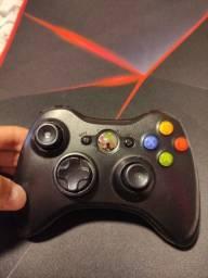Controle de Xbox 360 original - R$ 75