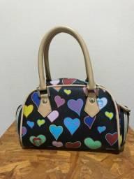 linda bolsa de mão betty boop!