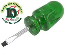 CHAVE DE FENDA PVC 3/16X1.1/2<br><br>