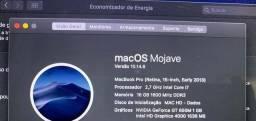 """Macbook pro retina 15"""" 12x sem juros"""