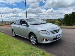 Toyota Corolla XEI 2009 Completo Impecável Aceito trocas e Financio