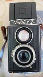 maquina fotografica antiga lubitel 2