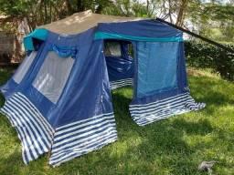 Carreta/barraca Camping Star