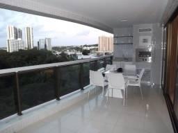 Apartamento Alphaville Le Parc 3 suítes 142m2 Finamente Decorado Oportunidade