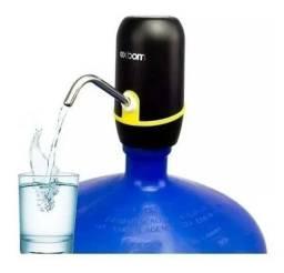 Bomba Elétrica Para Galão De Água Recarregável