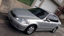 Civic LX 1.6 99 automático